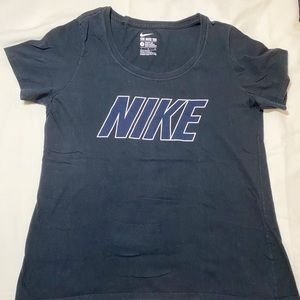 Nike Logo Graphic Tee